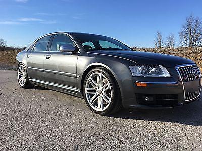 2007 Audi S8 2007 Audi S8 V10 Quattro