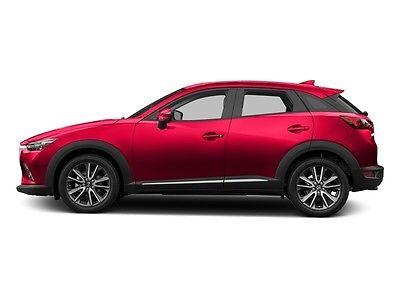 2016 Mazda CX-3 FWD 4dr Grand Touring FWD 4dr Grand Touring SUV Gasoline 2.0L 4 Cyl