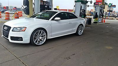 2011 Audi S5 Base Coupe 2-Door Audi S5 Prestige (Titanium Package)