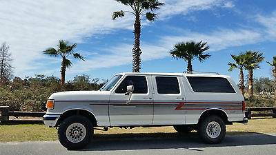 1991 Ford F250 Metropolitan 4 door Bronco not Centurion XLT Lariat F250 4 Dr Four Door Bronco not Centurion not Excursion 460 AT AC PS PB PW Cruise