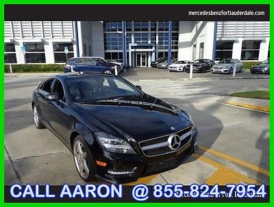 2013 Mercedes-Benz CLS-Class CLS550 2013 CLS550 Used Certified Turbo 4.7L V8 32V Automatic Rear Wheel Drive Sedan