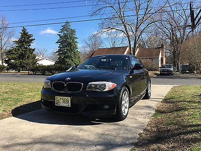 2012 BMW 1-Series i 2012 BMW 128i W/ M SPORT PACKAGE AND TWO SETS OF PERFORMANCE TIRES