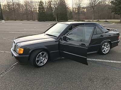 1987 Mercedes-Benz 190-Series 2.3-16L Cosworth 1987 Mercedes Benz 190e 2.3 16L COSWORTH NEW PAINT MUST SEE SUPER CLEAN