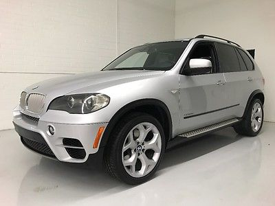 2011 BMW X5 35d 2011 BMW X5 DIESEL SPORT TECH FULLY LOADED ONE OWNER LIKE 2012 2013 2014