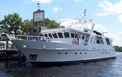 Lubecker Flender Werke 82' Motoryacht Offshore Long Range Ocean Exploror II