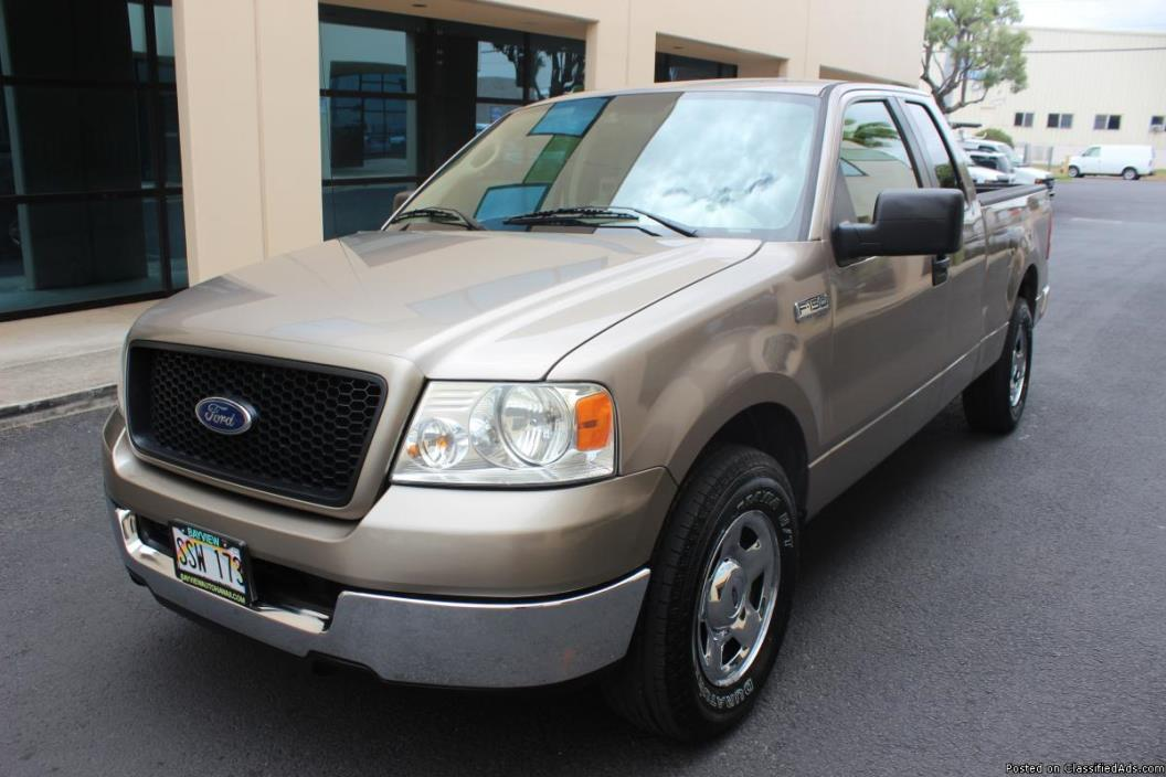 2005 Ford F150 (#3565)