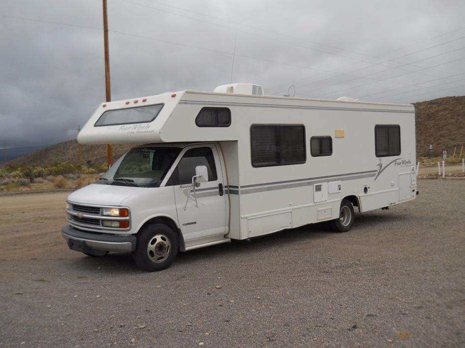 2002 Thor Motor Coach FOUR WINDS FIVE THOUSAND 28A
