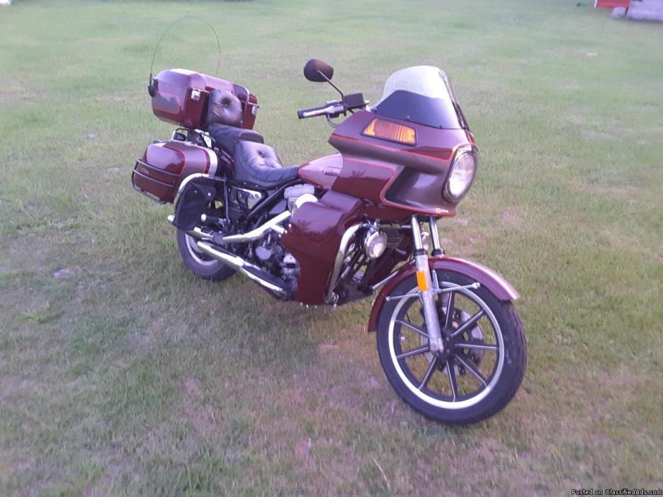 1984 Harley Davidson FXRT