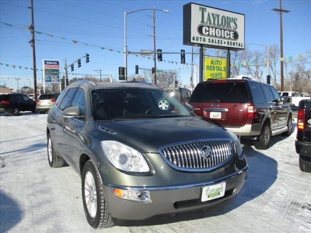 2011 Buick Enclave CX AWD 4dr SUV w/ 1CX