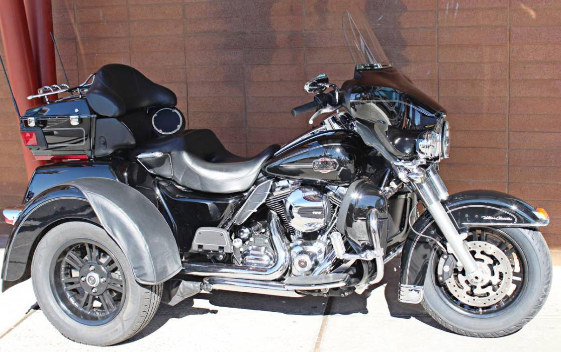 Harley Davidson Tri Glide Ultra Motorcycles For Sale In: Harley Davidson Tri Glide Ultra Classic Motorcycles For