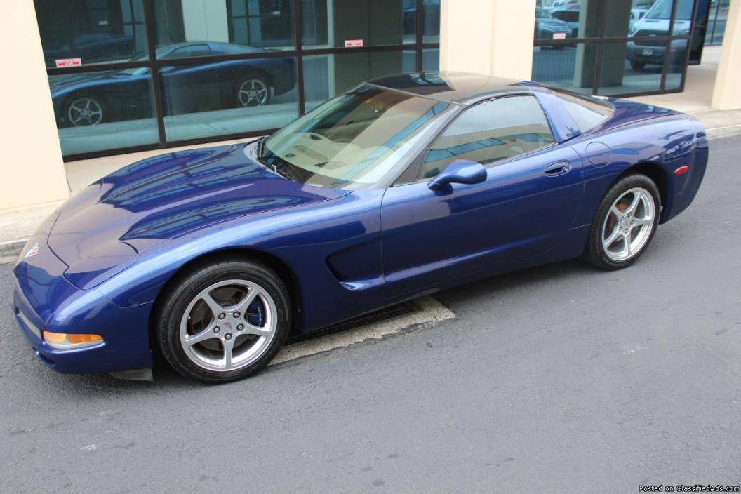 2004 Chevrolet Corvette (#3428)