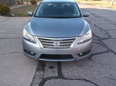 2014 Nissan Sentra  Repairable,Salvage,Rebuildable 2014 Nissan Sentra