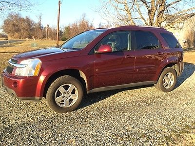 2007 Chevrolet Equinox LT 2007 Chevrolet Equinox LT All Wheel Drive SUV Very Well Maintained