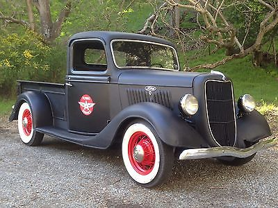 1935 Ford Other Pickups 1935 Ford Pickup Truck Hot Rot Rat