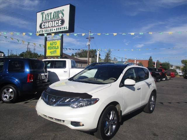 2012 Nissan Murano LE AWD 4dr SUV