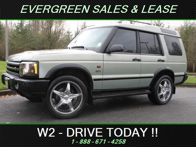 2003 Land Rover Discovery SE7 - ' LOW MILES !! '