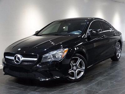 2014 Mercedes-Benz CLA-Class 4dr Coupe CLA250 4MATIC 2014 MERCEDES CLA250 4MATIC NAV REAR-CAM HEATED-SEATS HK-SOUND/6CD P1-PKG 1OWNER