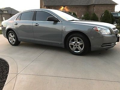 2008 Chevrolet Malibu LS Sedan 4-Door 2008 Chevrolet Malibu LS Sedan 4-Door 2.4L 33k MILES!!!!!