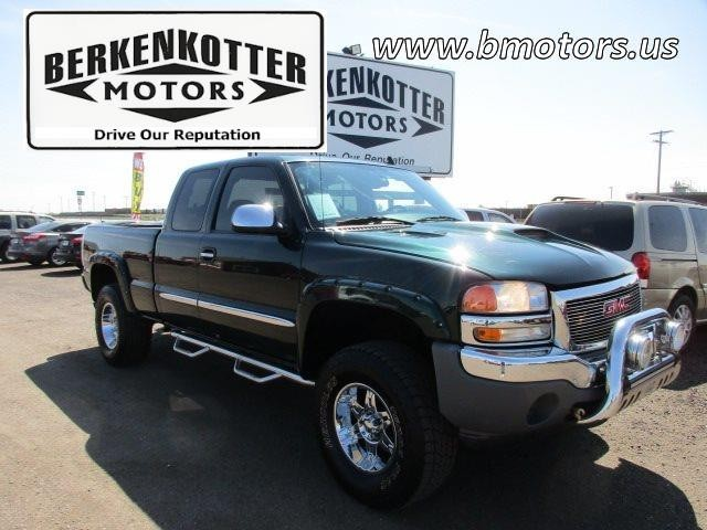 2007 GMC Sierra 1500 Classic SLE2 Extended Cab