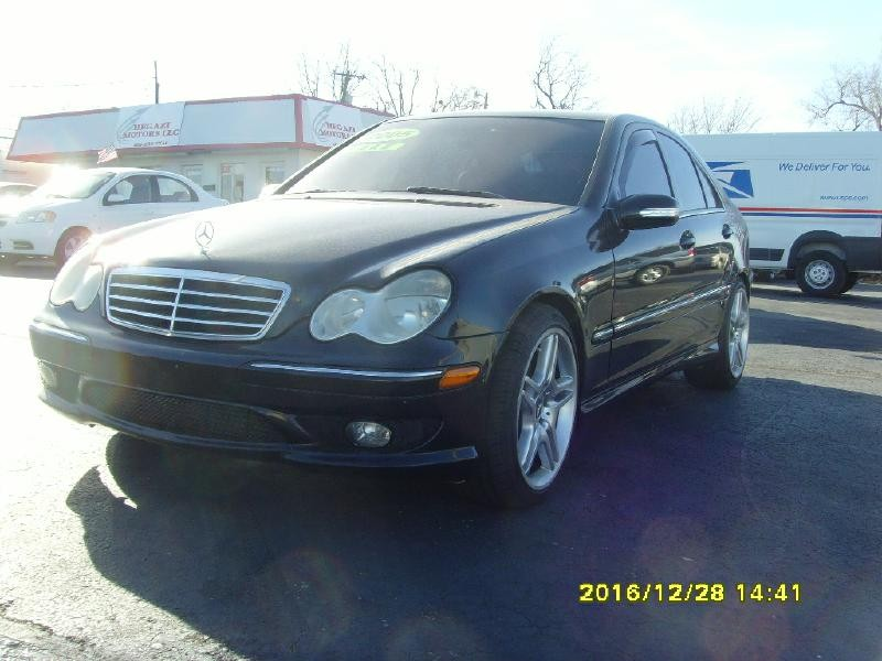 2005 Mercedes-Benz C-Class C230 Kompressor 4dr Sedan