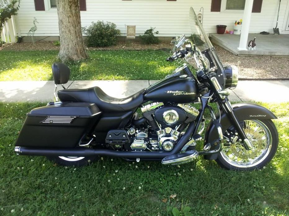harley davidson road king classic motorcycles for sale in lewisburg kentucky. Black Bedroom Furniture Sets. Home Design Ideas