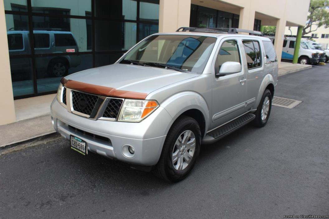 2006 Nissan Pathfinder (#3579)