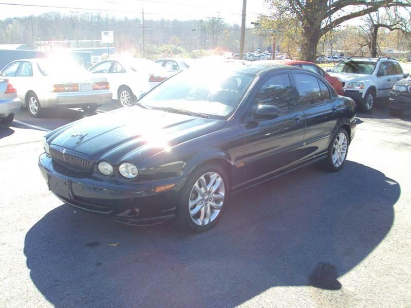 2002 Jaguar X-Type 3.0 AWD 4dr Sedan