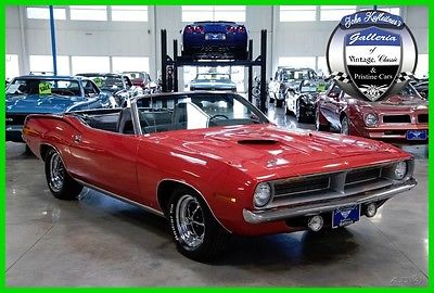 1970 Plymouth Barracuda  1970 Used Automatic Rear Wheel Drive