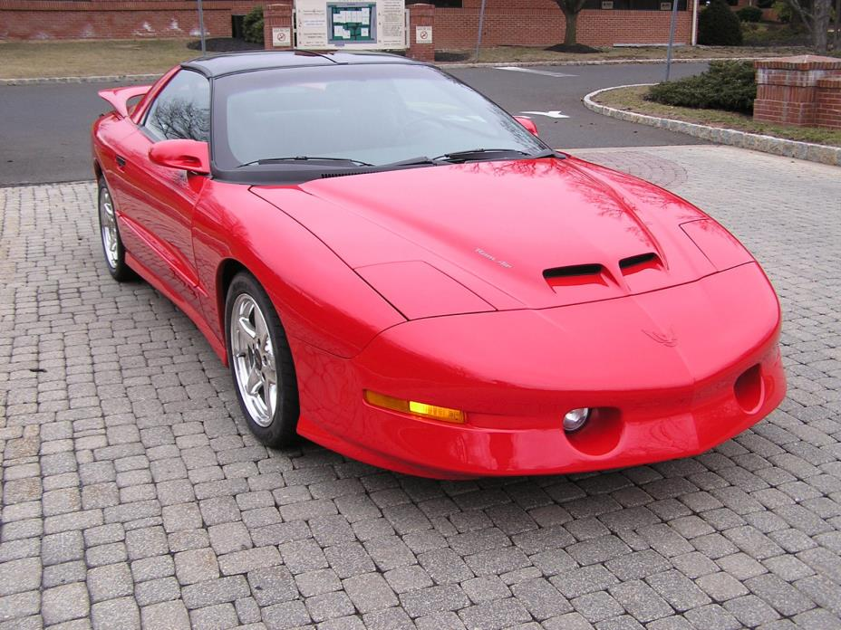 1997 Pontiac Trans Am WS6 97 Firebird Trans Am WS6 Original