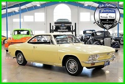 1968 Chevrolet Corvair Monza 1968 Chevrolet Corvair Monza 4 Speed Manual 110hp 68