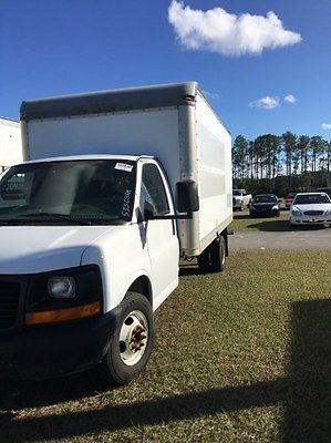 2008 GMC Savana G3500 BOX TRUCK 2008 GMC Savana G3500 BOX TRUCK 203k Miles White previous Budget Box Truck