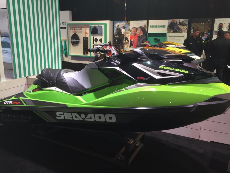 2017  Sea-Doo  GTR™-X 230