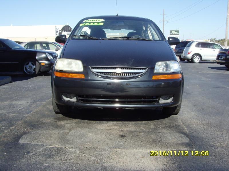 2007 Chevrolet Aveo Aveo5 LS 5 4dr Hatchback