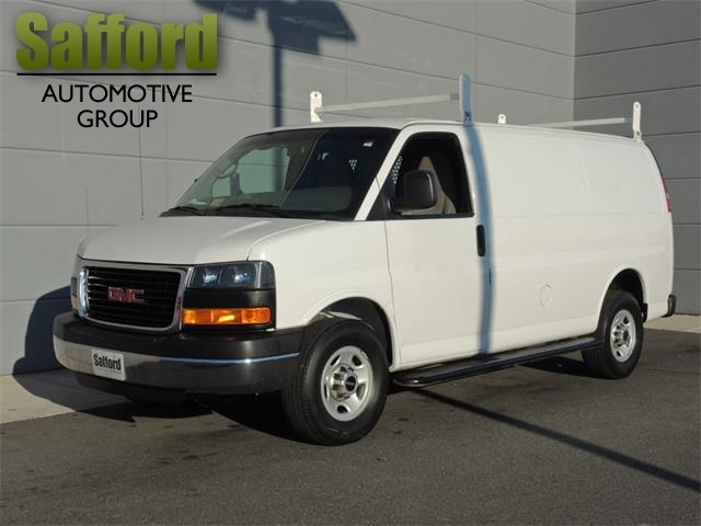 2014 Gmc Savana 2500 Work Van  Van