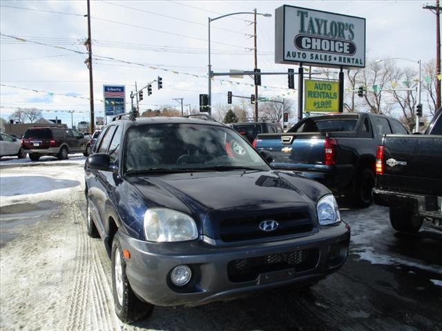 2005 Hyundai Santa Fe GLS AWD 4dr SUV