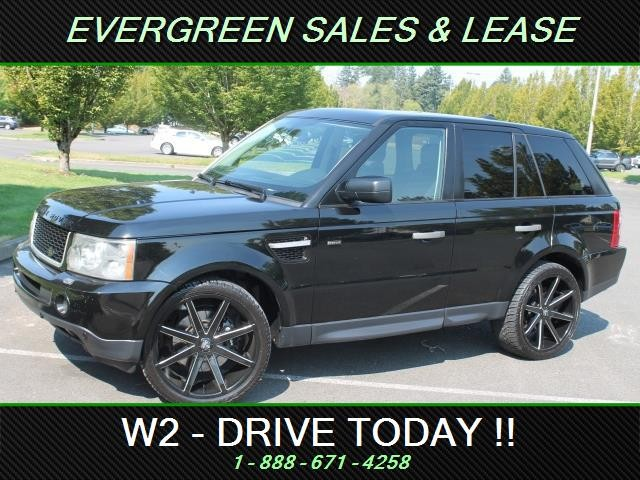 2006 Land Rover Range Rover Sport Supercharged 4dr SUV -