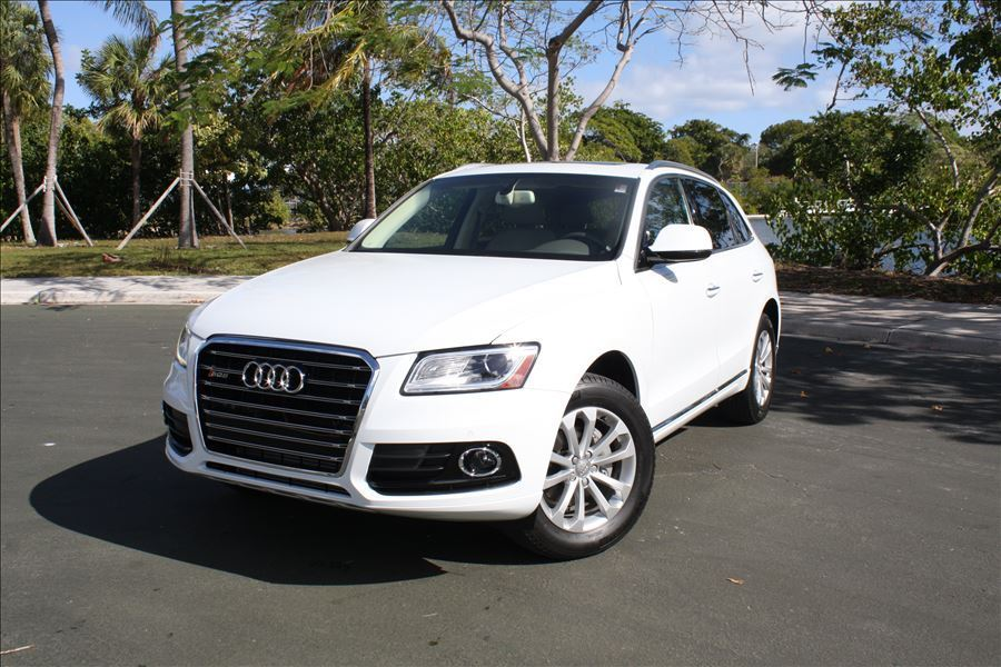 2016 Audi Q5 Premium Plus 2016 AUDI Q5 PREMIUM PLUS,AWD,LOW MILEAGE,EXCELLENT CONDITION,DISCOUNTED SHIPPIN