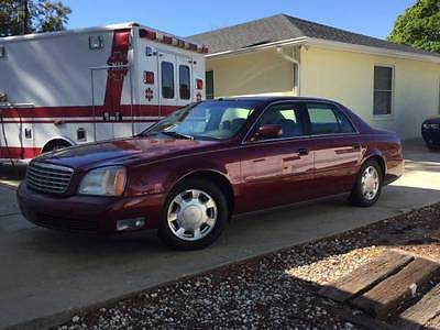 2000 Cadillac DeVille 2000 Cadillac Deville With Custom Stereo