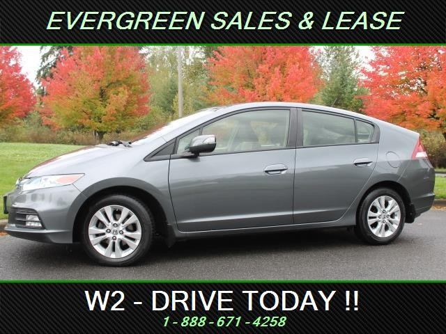 2013 Honda Insight EX - ' TRADES ARE WELCOME '
