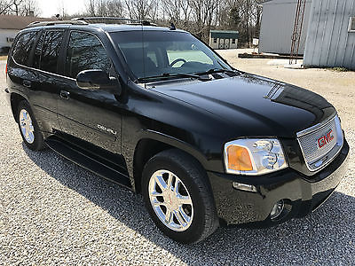 2006 GMC Envoy Denali 2006 GMC ENVOY DENALI 1-OWNER FAMILY BLACK/BLACK 5.3 V8 LOTS OF FEATURES!