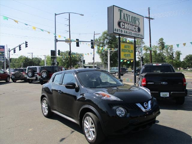 2015 Nissan JUKE S AWD 4dr Crossover