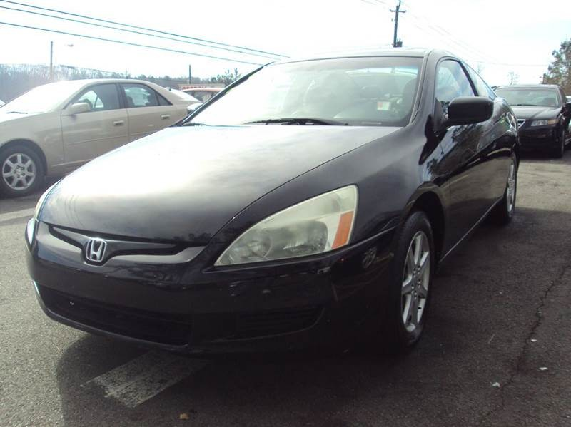 2004 Honda Accord Ex Coupe Vehicles For Sale