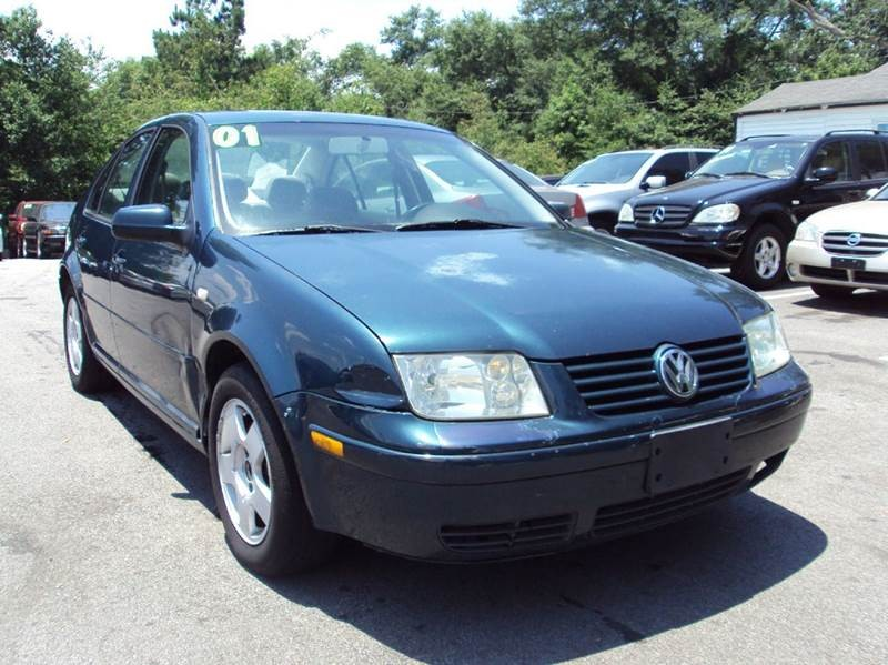 2001 Volkswagen Jetta GLS 1.8T 4dr Turbo Sedan