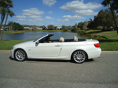 2011 BMW 3-Series CONVERTIBLE 2011 BMW 328 I CONVERTIBLE - GORGEOUS CAR - STUNNING CONDITION - A MUST SEE CAR