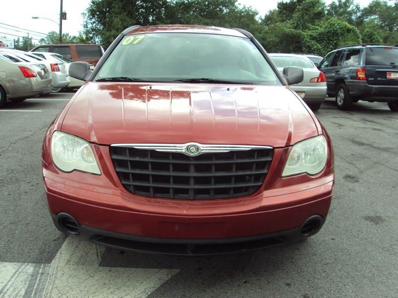 2007 Chrysler Pacifica Base 4dr Wagon