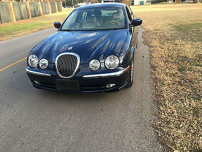 2002 Jaguar S-Type S- Type,  only with 82,525 miles Jaguar S-Type, 82,525 miles, Austin Texas Car since 2010