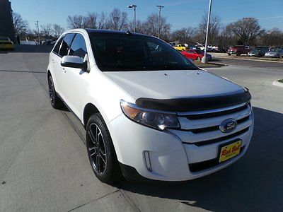 2014 Ford Edge SEL 2014 Ford Edge, White with 41,446 Miles available now!