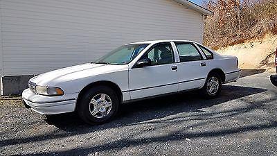 1995 Chevrolet Caprice 1995 Chevrolet Caprice