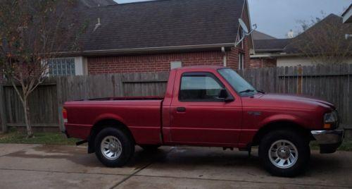 1999 Ford Ranger xlt 1999 Ford Ranger XLT