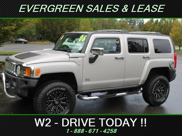 2006 Hummer H3 4dr SUV - ' TRADES WELCOME '
